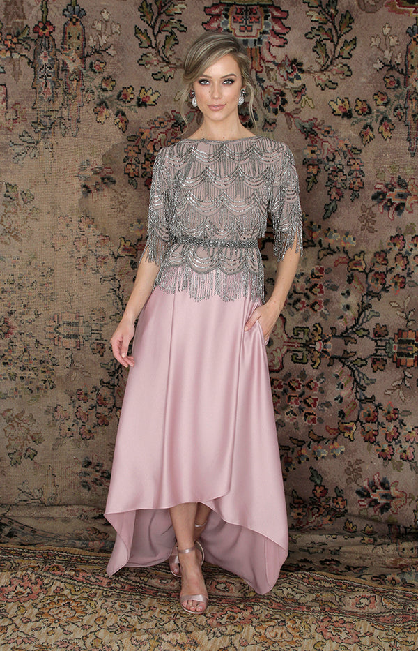 Tessa Skirt - Blush