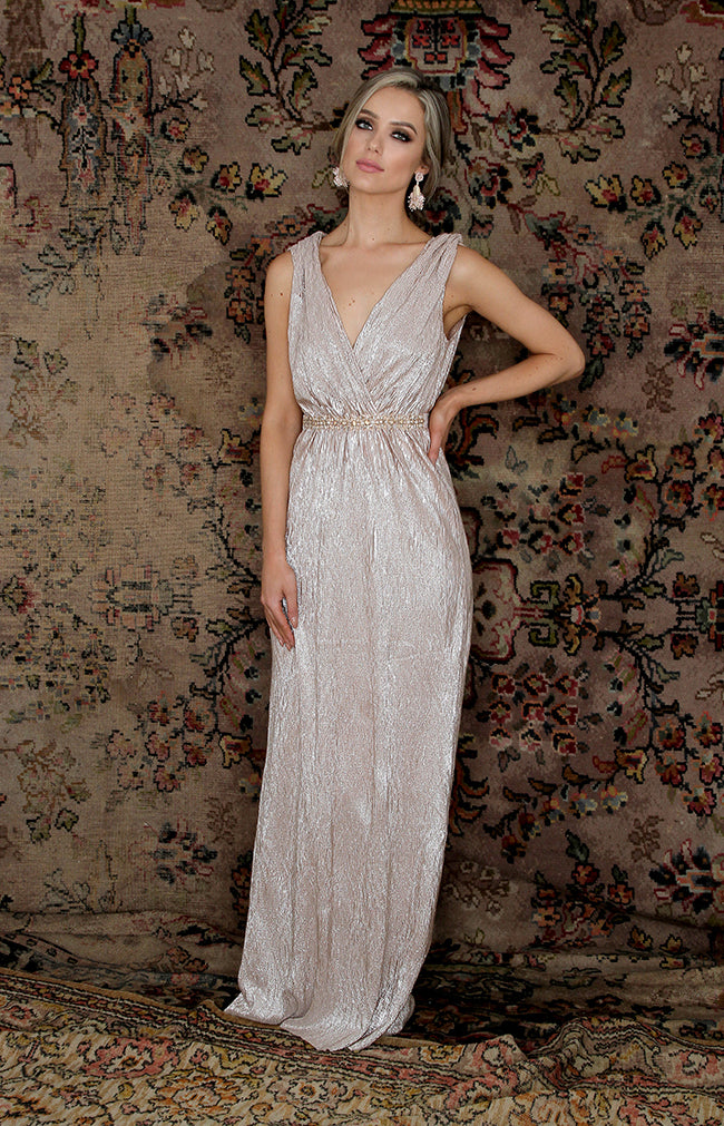 Alatia Gown - Rose