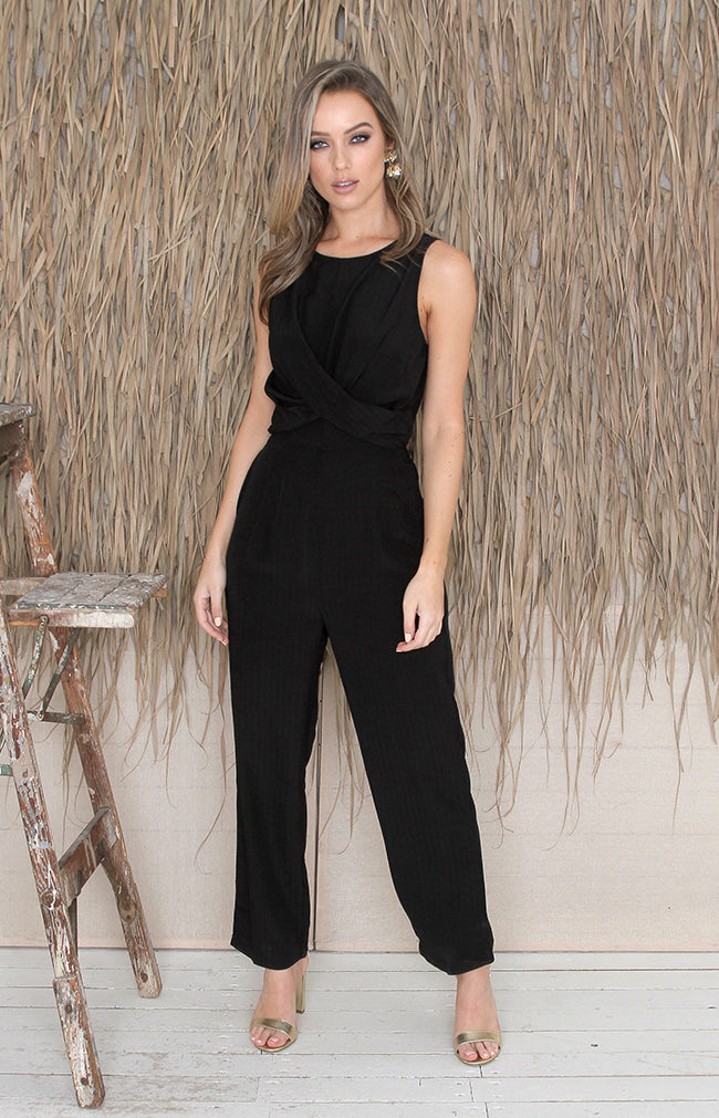 Teresa Jumpsuit - Black