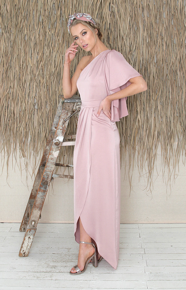 Esme Gown - Dusty Rose