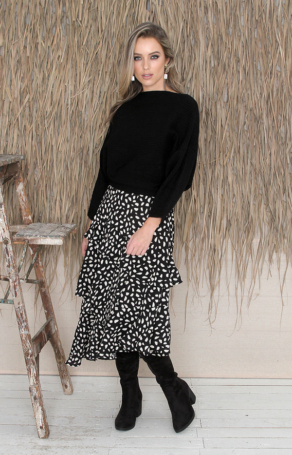 Suki Skirt - Black