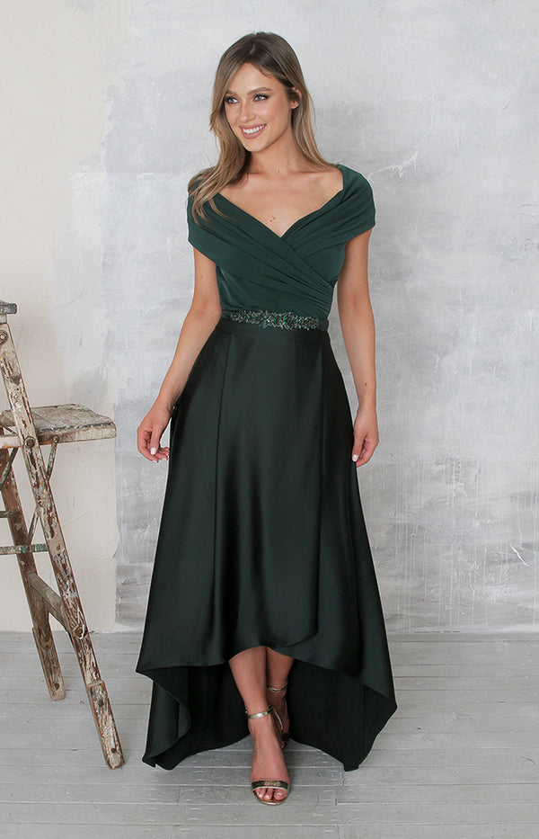 Tessa Skirt - Forest Green