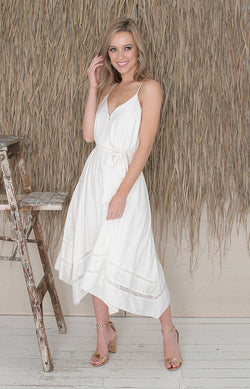 Bea Dress - Cream