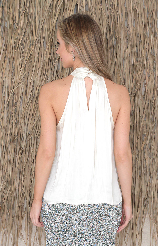 Claudette Top - Cream