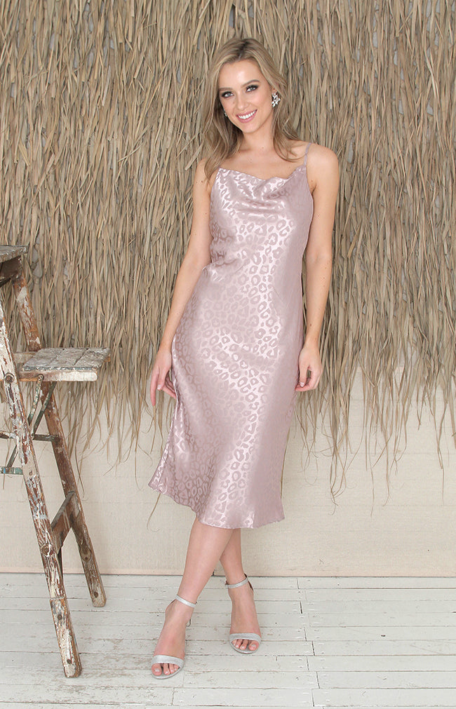 Zephyr Dress - Lilac