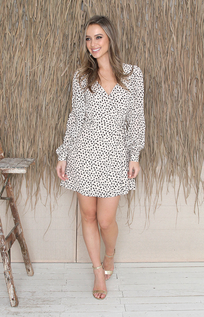 Roe Dress - Cream