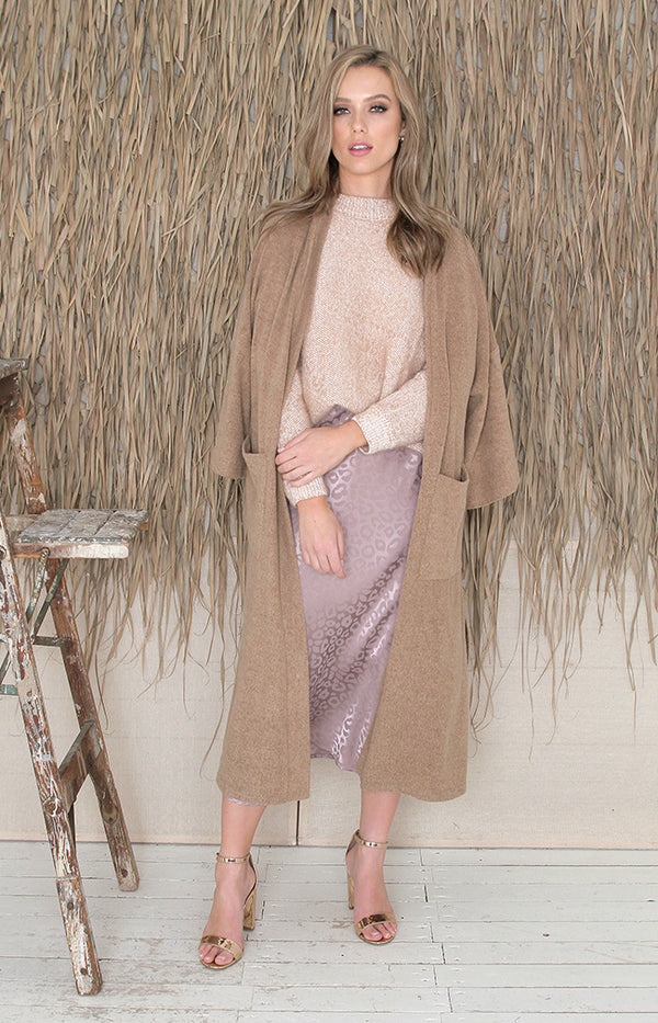 River Duster Coat