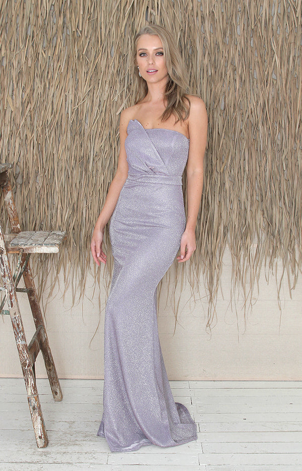 Ophelia Gown - Lilac