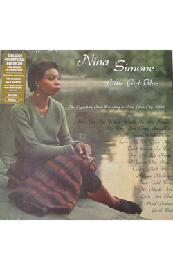 Little Girl Blue - Nina Simone - Vinyl Record