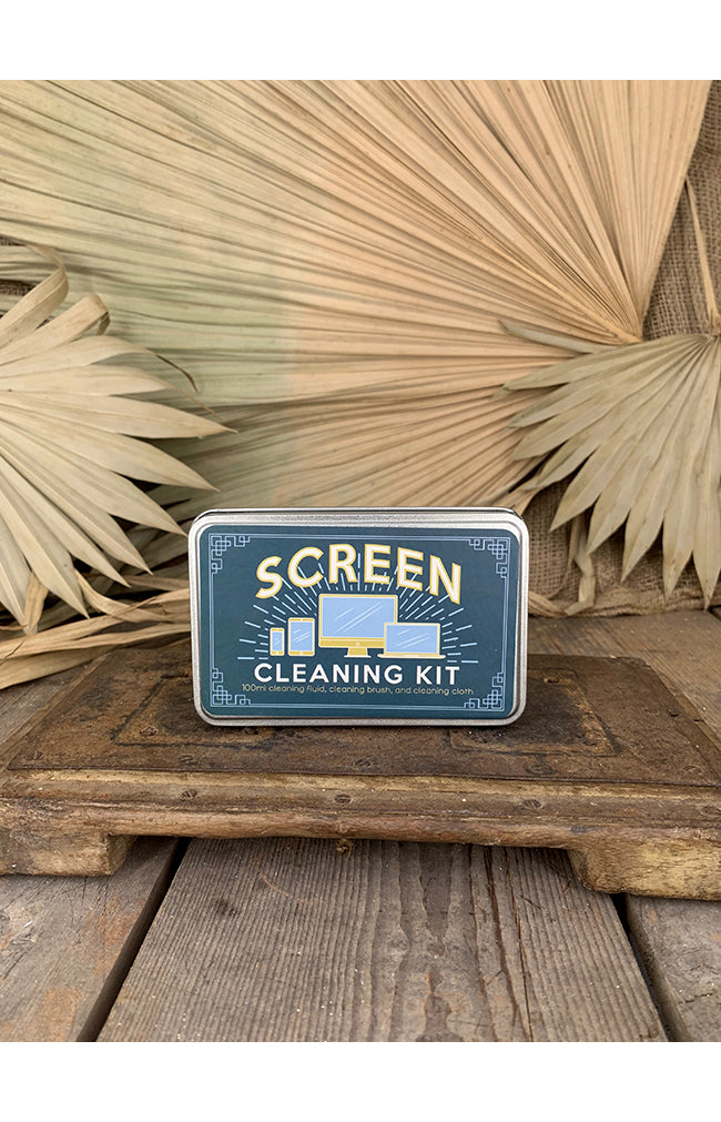 Screen Cleaning Kit - Navy Blue