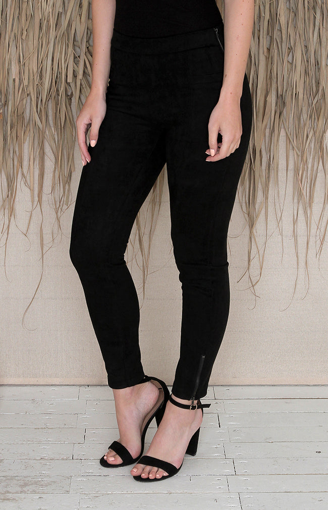Sidra Trousers - Black