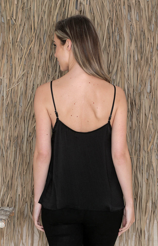 Polly Top - Black