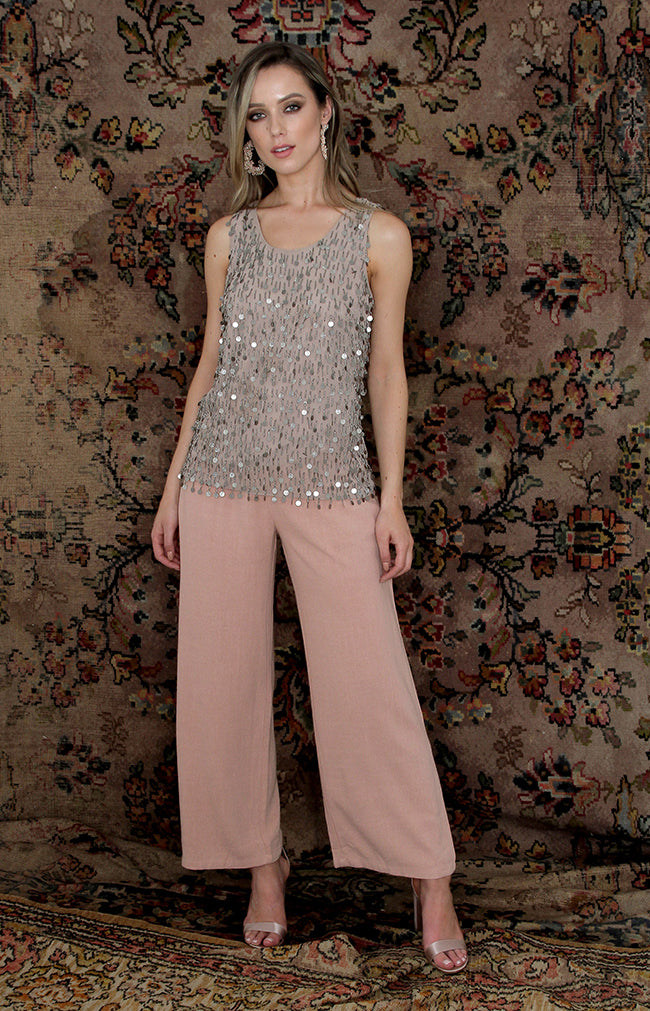 Odette Trousers - Blossom