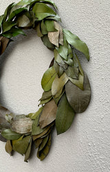 Green Sappo Haley Wreath