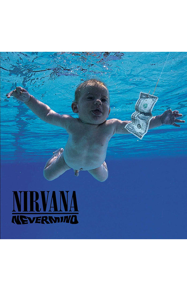 Nirvana - Nevermind - Vinyl Record