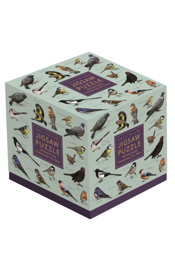 Pat Mac Birds 100pc Jigsaw