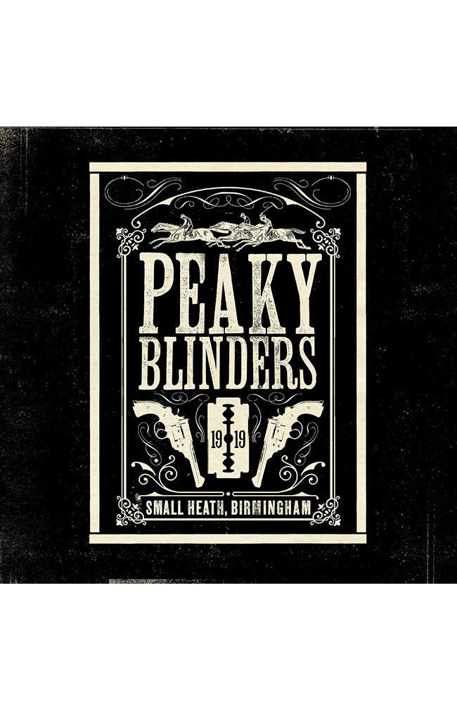 Peaky Blinders Soundtrack - Vinyl Record
