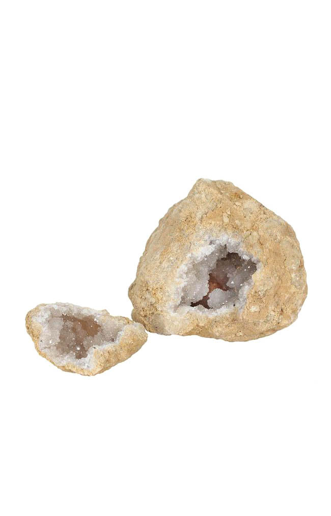 Quartz Geodes Crystal