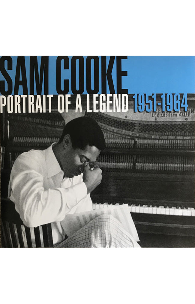 Portrait of a Legend - Sam Cooke- Vinyl Record