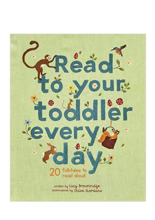 Read to Your Toddler : Hardcover