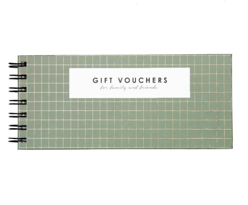 Gift Vouchers - Family & Friends