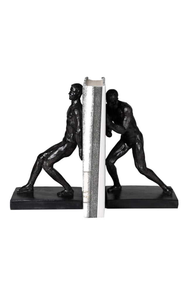 Push Bookend (Set for 44.95)
