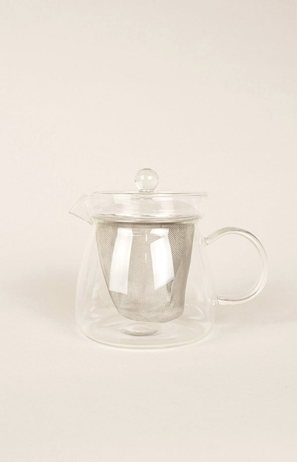 Glass Lid Teapot - 700ml