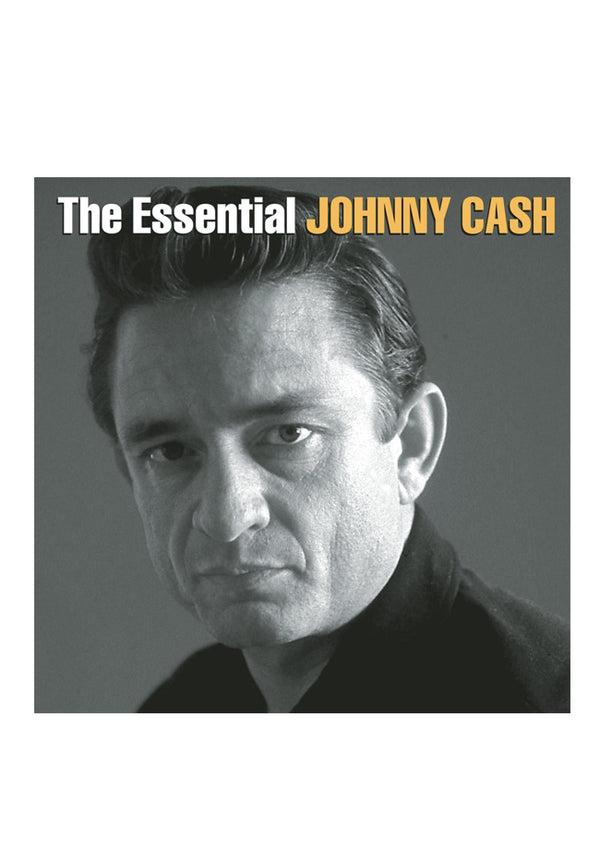 The Essential Johnny Cash - Vinyl Record
