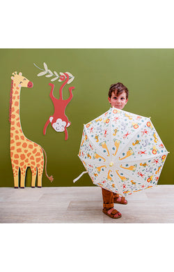 Savannah Safari Kids Umbrella