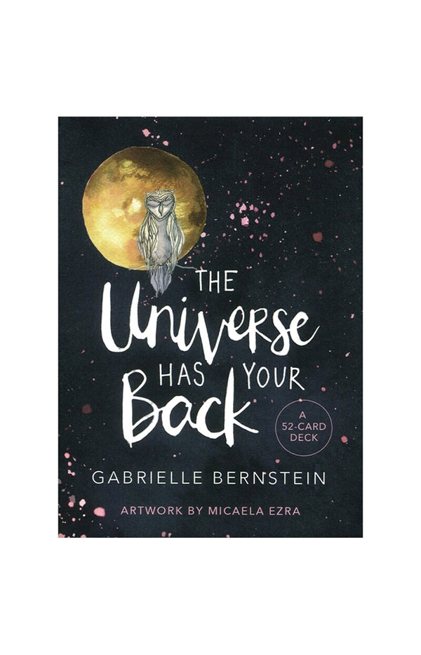 Universe Has Your Back - Oracle Cards