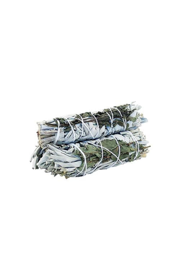 White Sage & Peppermint Smudge Stick