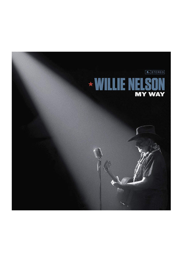Willie Nelson - My Way - Vinyl Record