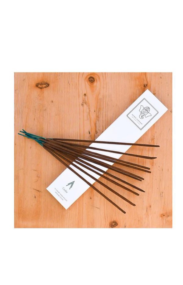 Sacred Elephant Luxury Incense - Cedar