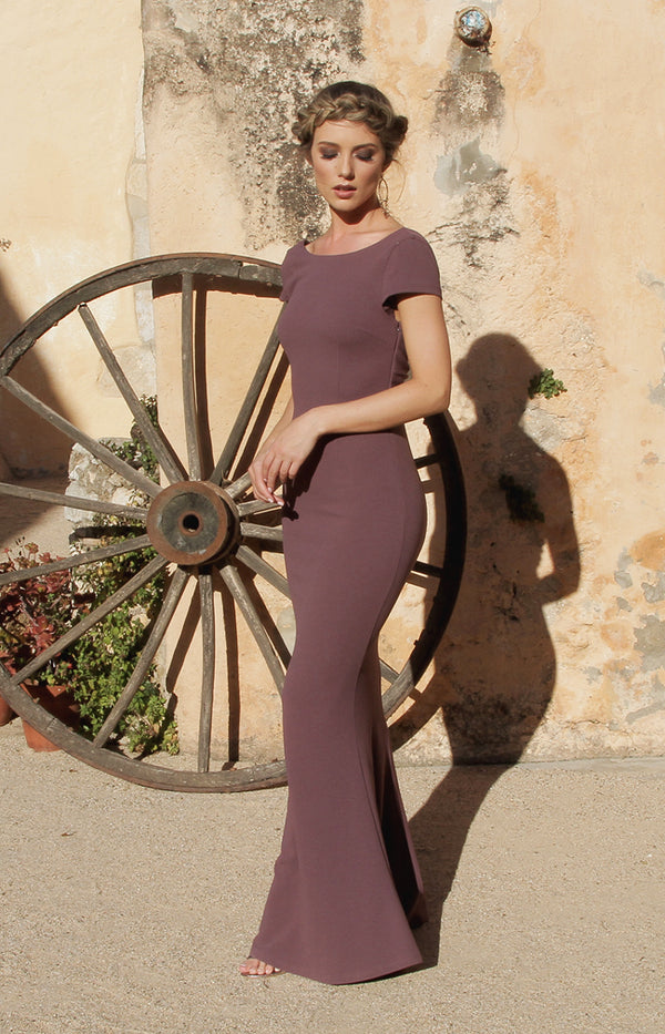 Elle Gown - Heather