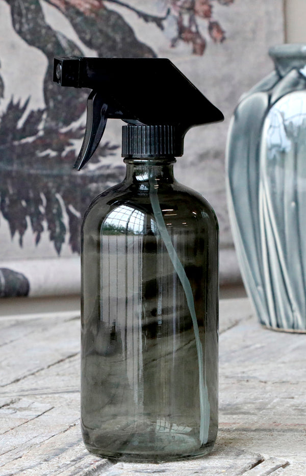 Fine Mist Spray Bottle - 480ml - Coal