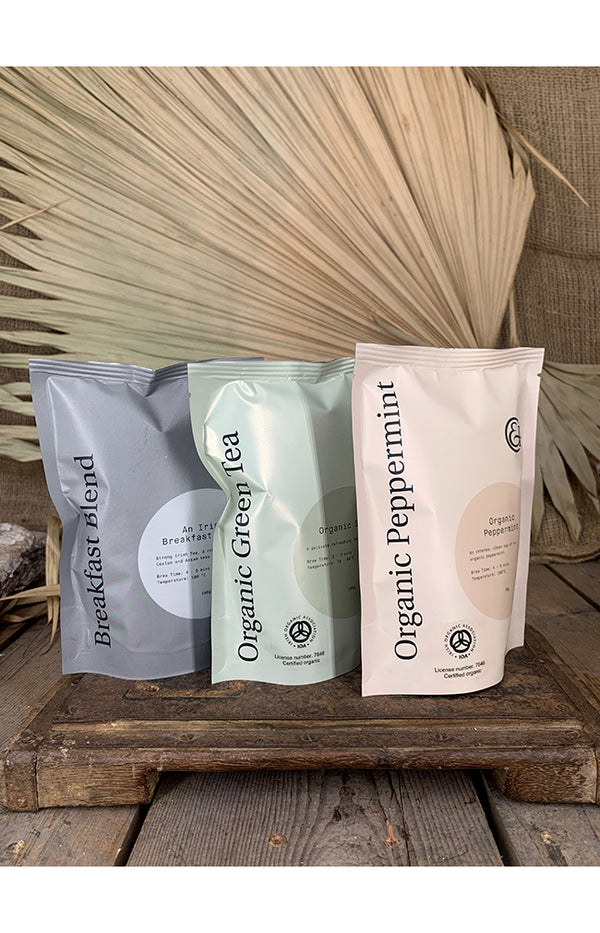 Organic Peppermint Tea - 50g