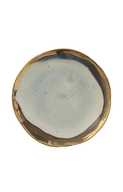 Heather Stoneware Plate - Small