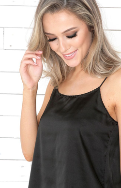 Marlo Top - Black