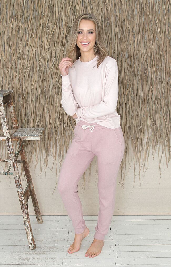 Benji Jumper - Soft Pink