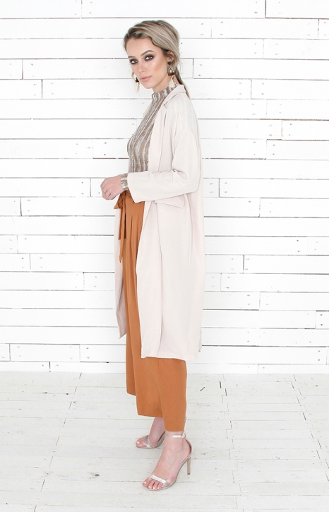 Sandy Jacket - Cream