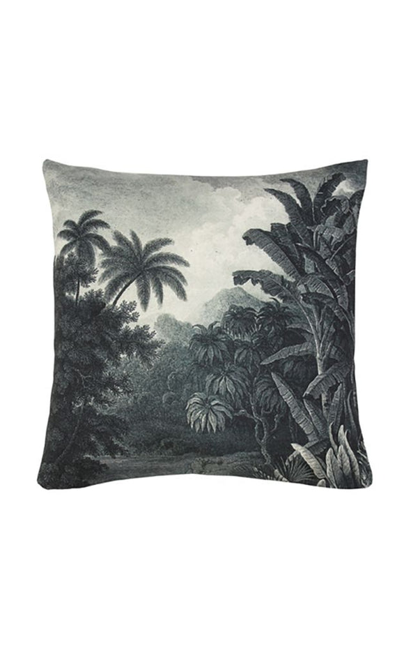 Printed Jungle Cushion - 45x45