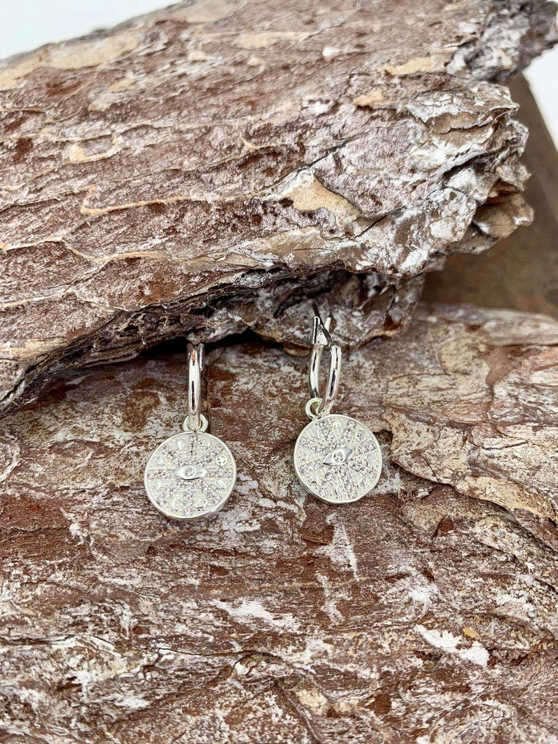 Molly Earrings - Silver