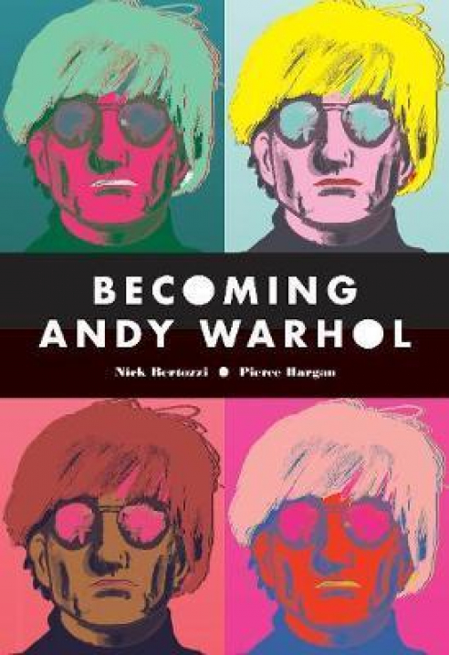 Book 8762 - Becoming Warhol