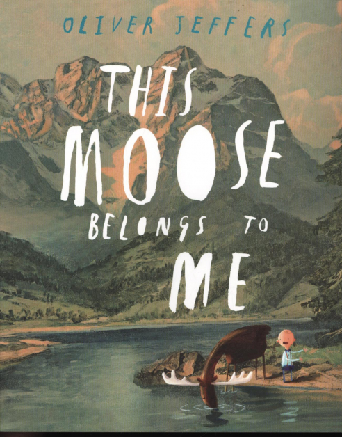 Book 3905  - This Moose