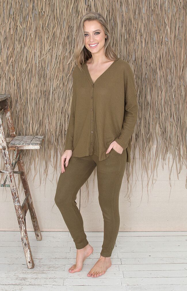 Caily Jumper - Olive