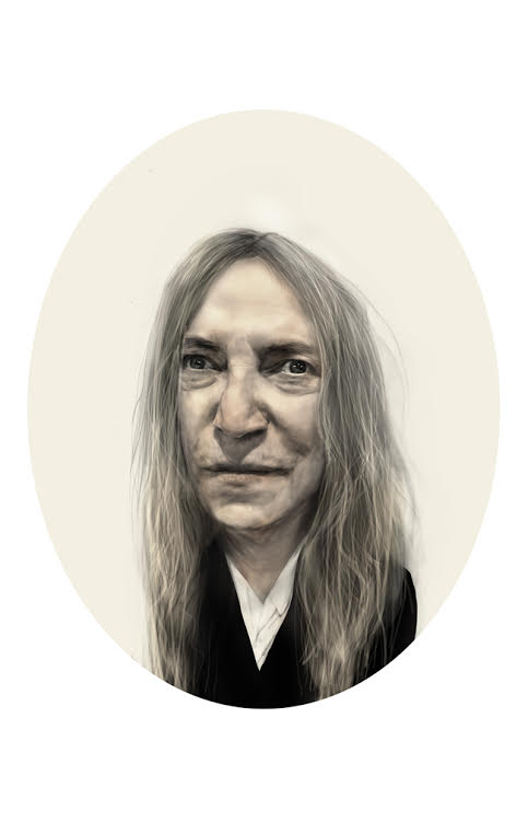 Patti Smith A4 Print