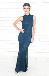 Lola Gown - Teal