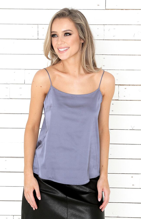 Marlo Top - Heather