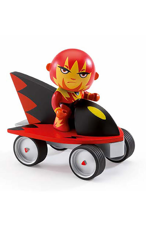 Arty Toys - Super Hero - Firebird & Ze Jet