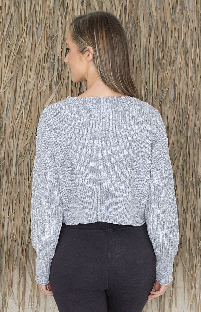 Landon Jumper - Grey
